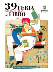 Otro año más, Iberstand ha participado en la Feria del Libro de Salamanca.