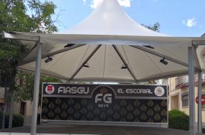Otro año más, Iberstand realiza el montaje de FIASGU