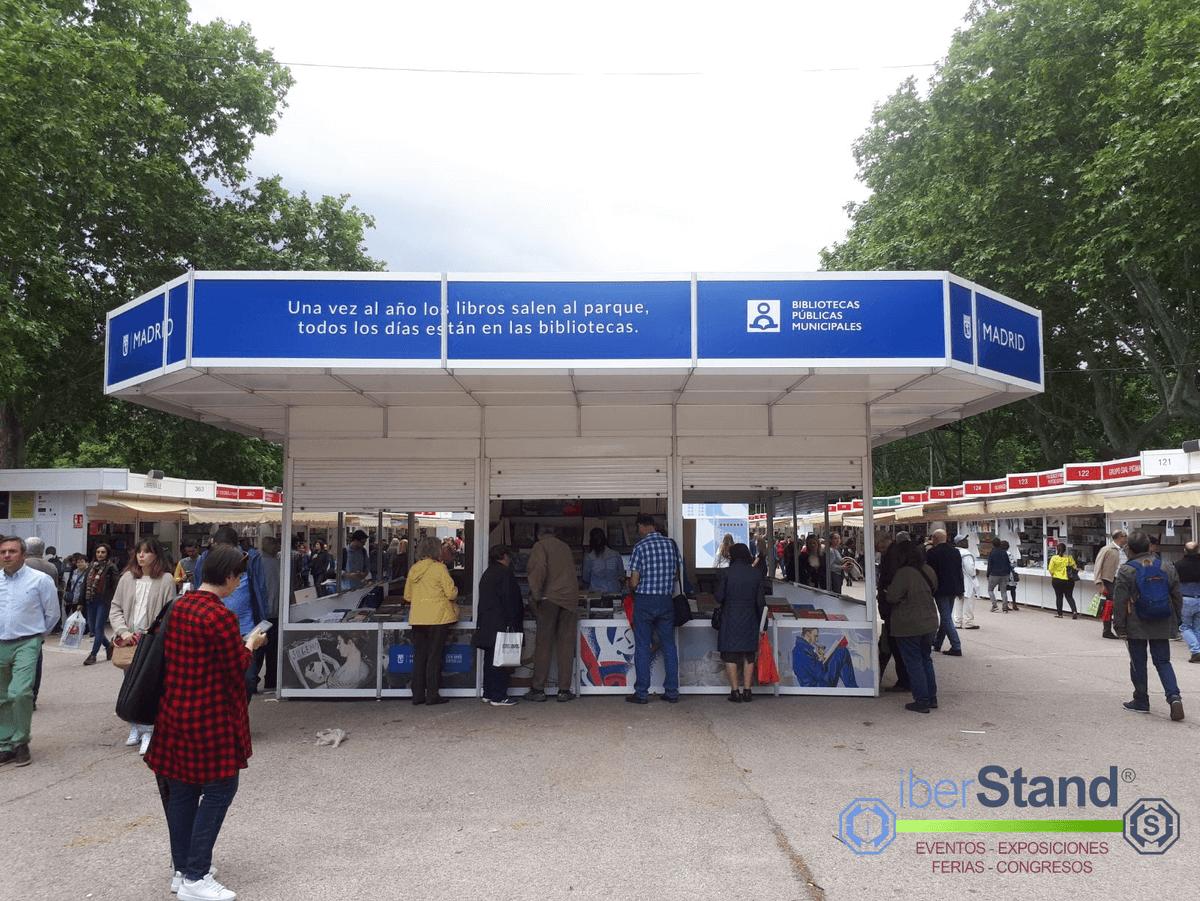 2018 Feria del Libro de Madrid