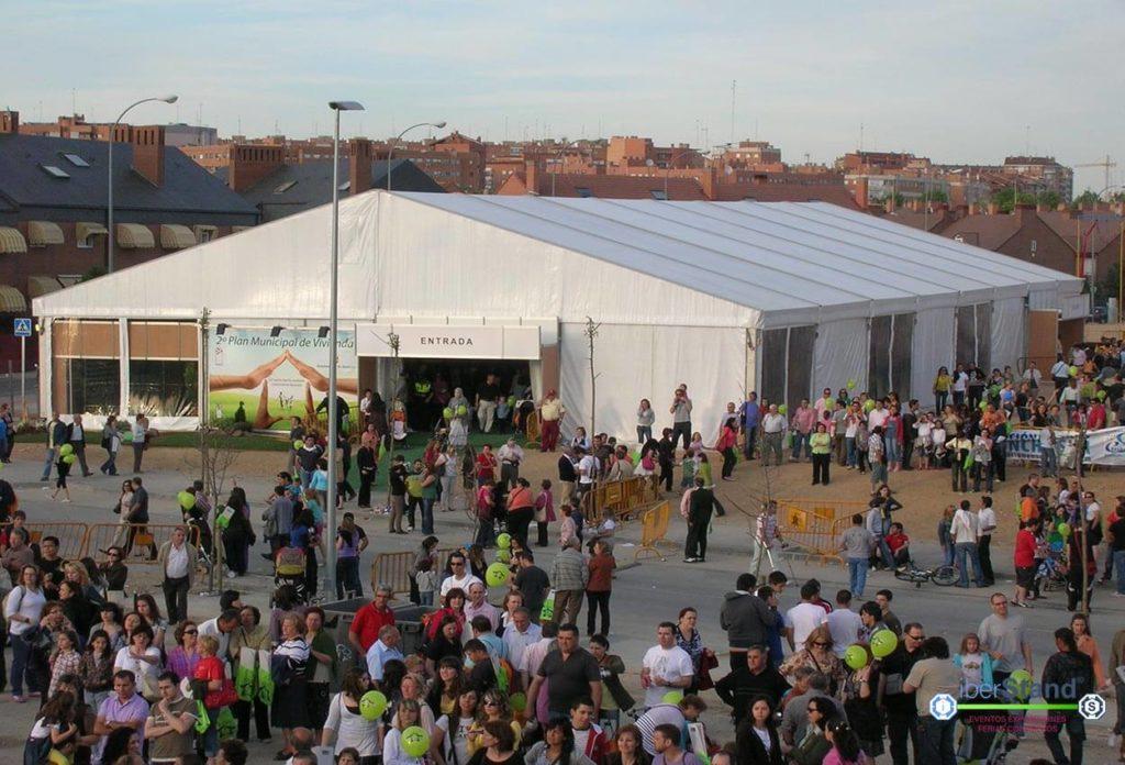 Montaje festival