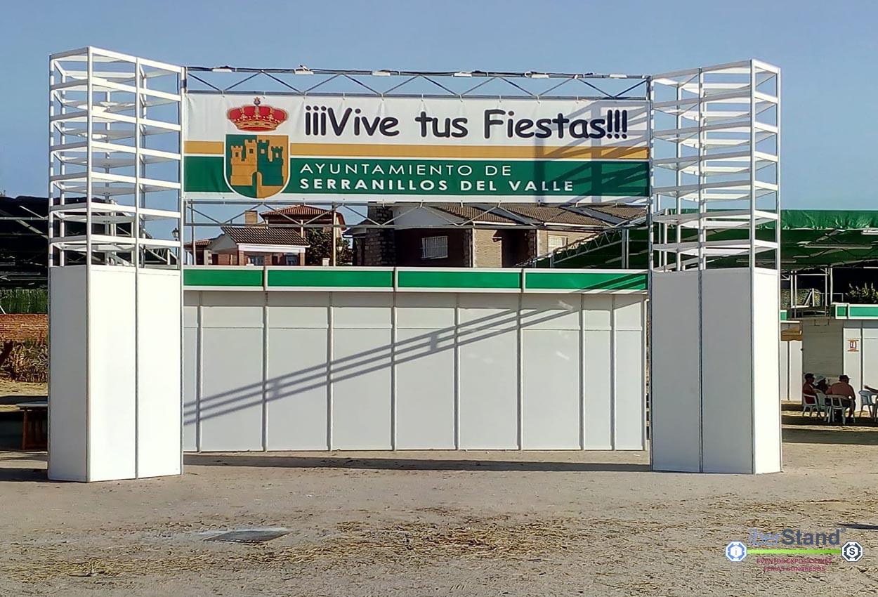 Fiestas Serranillos del Valle 2018