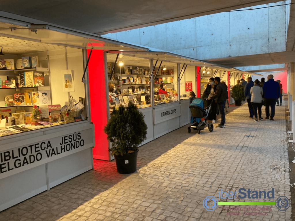 Feria del Libro Merida, 2020.