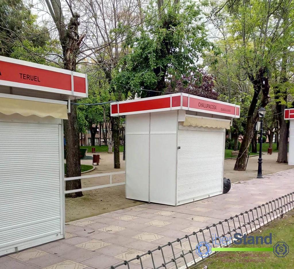 casetas feria guadalajara 2021